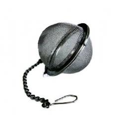 Filtre à thé - Boule métal - 7.5cm - XL