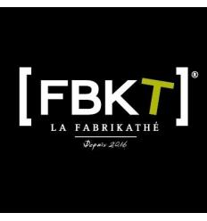 Etiquette Logo FBKT pour boites rondes 150gr