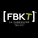 Etiquette Logo FBKT pour boites de présentation 1kg et 2kg