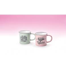 Ensemble 2 mug à café