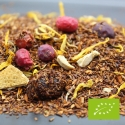 Rooibos Canneberge Orange Gingembre