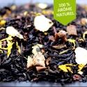 Thé noir choco amande poire