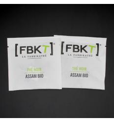 Recharge de 50 pyr. suremballées - Thé noir Assam BIO*