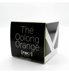 Bistrot - Thé Oolong Orange