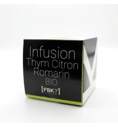 Bistrot - Infusion Thym Citronnelle Romarin